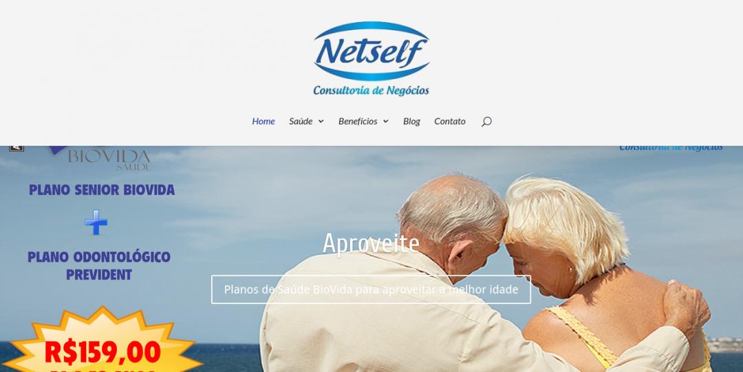 Netself – Planos de Saúde e Coaching